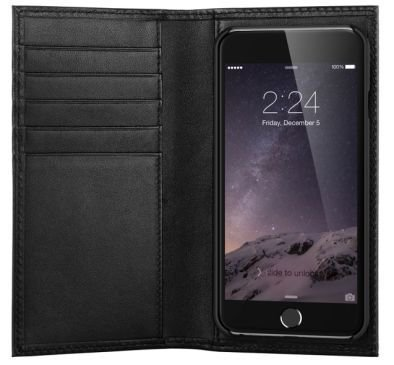 How to Store Everything You Need Using an iPhone 6 Plus Wallet Case